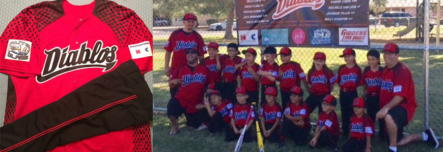 Casa Grande Little League Diablos