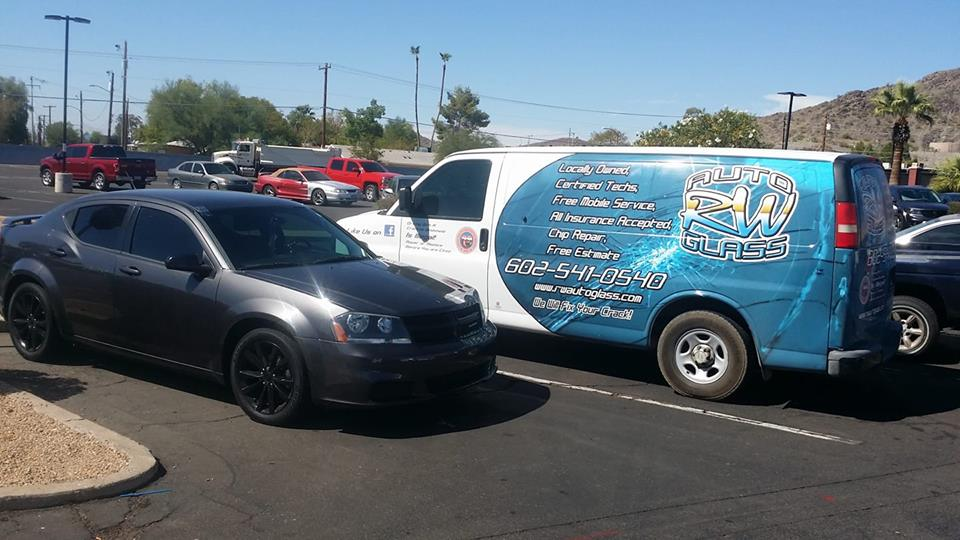 Windshield Replacement at Auto Glass Shop in Casa Grande